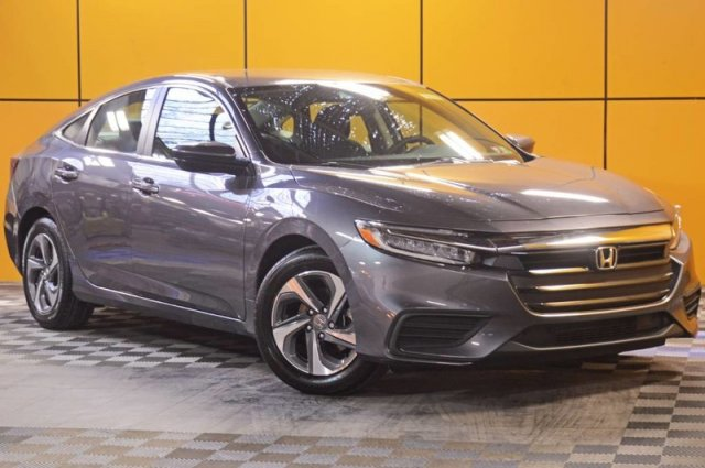 Certified Pre-Owned 2019 Honda Insight LX