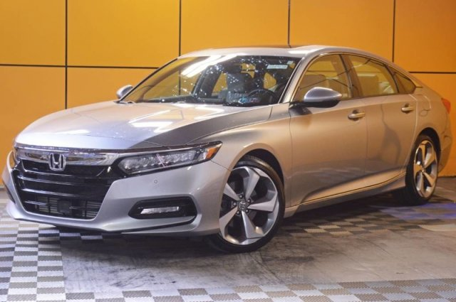 Certified Pre-Owned 2019 Honda Accord Sedan Touring 2.0T