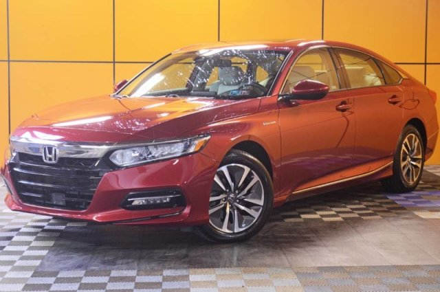 Certified Pre-Owned 2019 Honda Accord Hybrid EX