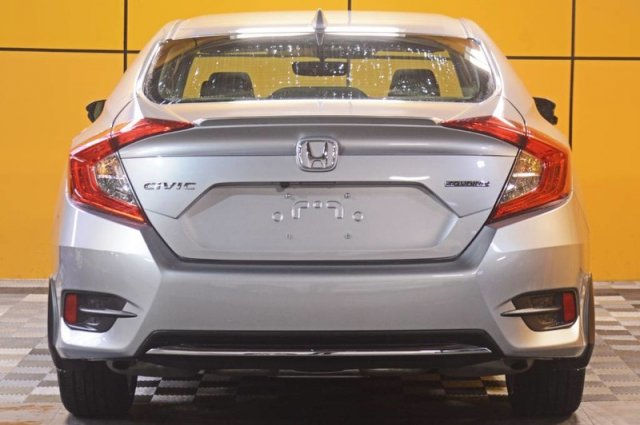 Certified Pre-Owned 2019 Honda Civic Sedan Touring