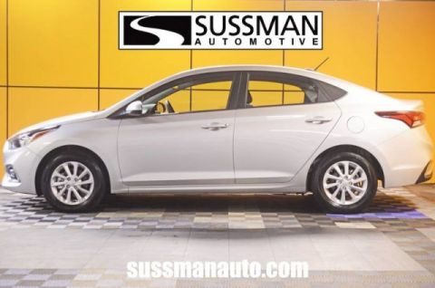 Certified Pre-Owned 2019 Hyundai Accent SEL