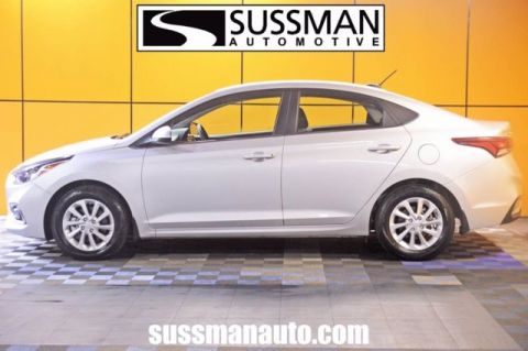 Pre-Owned 2020 Hyundai Accent SEL