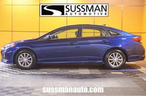 Certified Pre-Owned 2018 Hyundai Sonata Eco