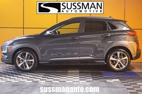 Certified Pre-Owned 2020 Hyundai Kona Ultimate